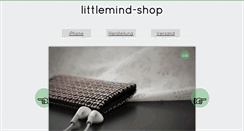 Preview of littlemind-shop.de
