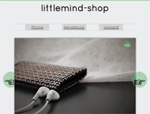 Tablet Preview of littlemind-shop.de